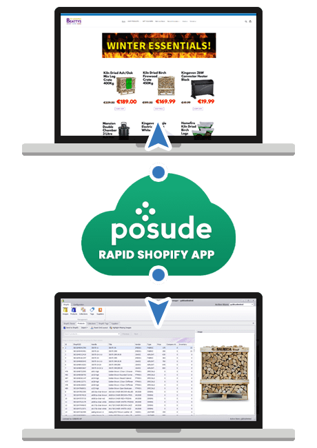 McNulty's Furniture - Posude Clients